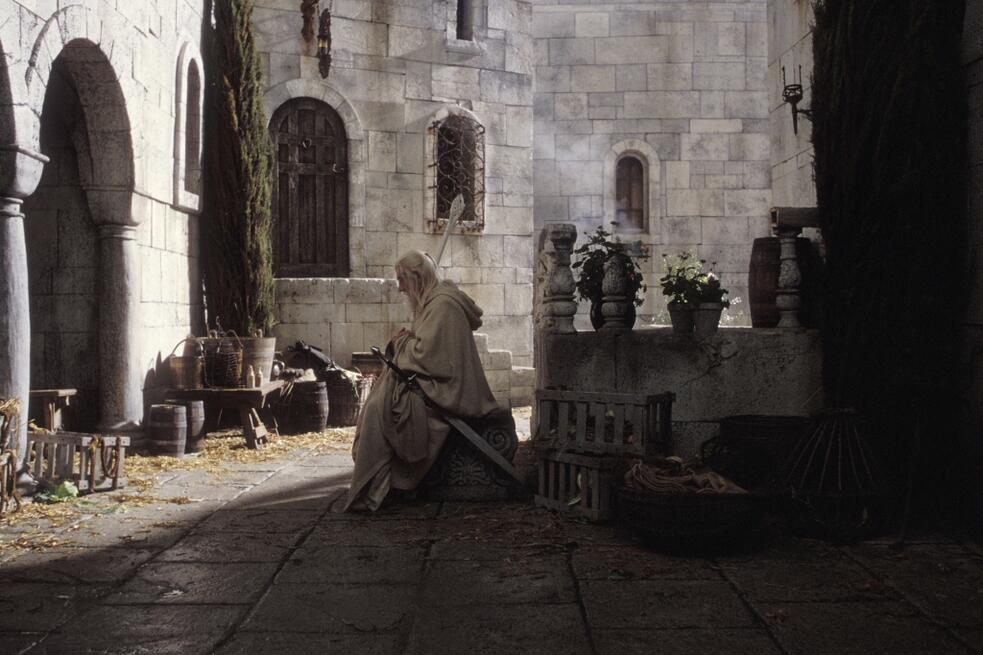 Der Herr der Ringe: Die Rückkehr des Königs mit Ian McKellen