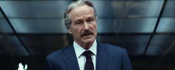 William Hurt als Thaddeus Ross in The First Avenger: Civil War