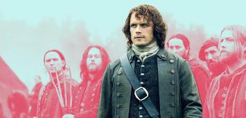 Bild zu:  Sam Heughan in Outlander