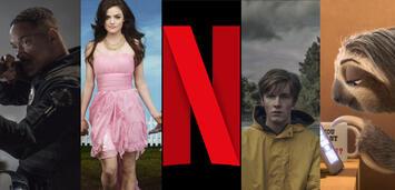 Bild zu:  Das Netflix-Programm im Dezember