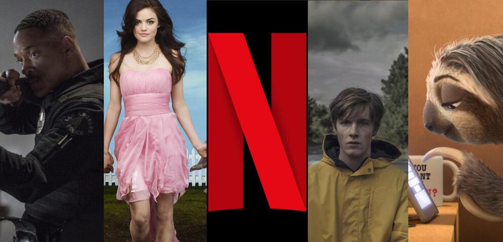 Das Netflix-Programm im Dezember