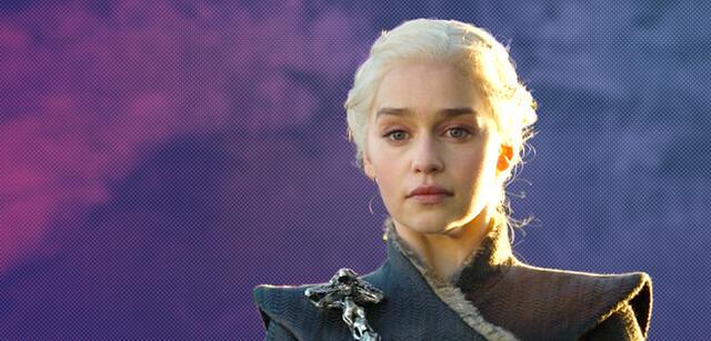 Emilia Clarke als Daenerys in Game of Thrones