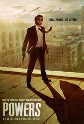 Powers - Poster