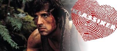 Mein Herz für Klassiker geht an Rambo