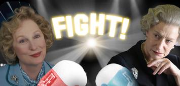 Bild zu:  Fight der Woche - Meryl Streep vs. Helen Mirren