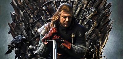Sean Bean als Ned Stark in Game of Thrones