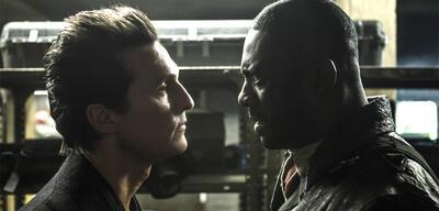Der dunkle Turm mit Idris Elba undMatthew McConaughey