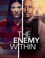 The Enemy Within - Staffel 1 - Poster