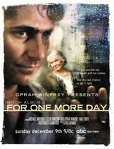 For One More Day - Poster