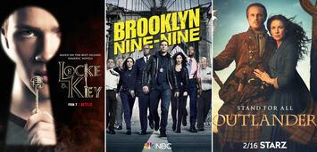 Bild zu:  Serien und Staffeln im Februar 2019