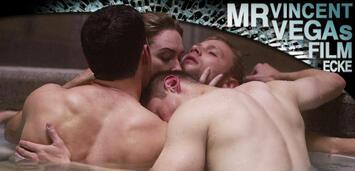 Bild zu:  Sanfte Verschmelzungsbilder: Im Hollywoodkino sucht man queere Liebesszenen wie die der Netflix-Serie Sense8 vergeblich.