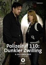 Polizeiruf 110: Dunkler Zwilling - Poster
