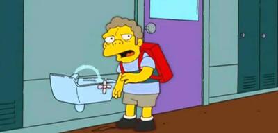 Mini-Moe in Die Simpsons