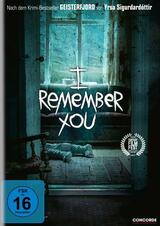 I Remember You - Poster