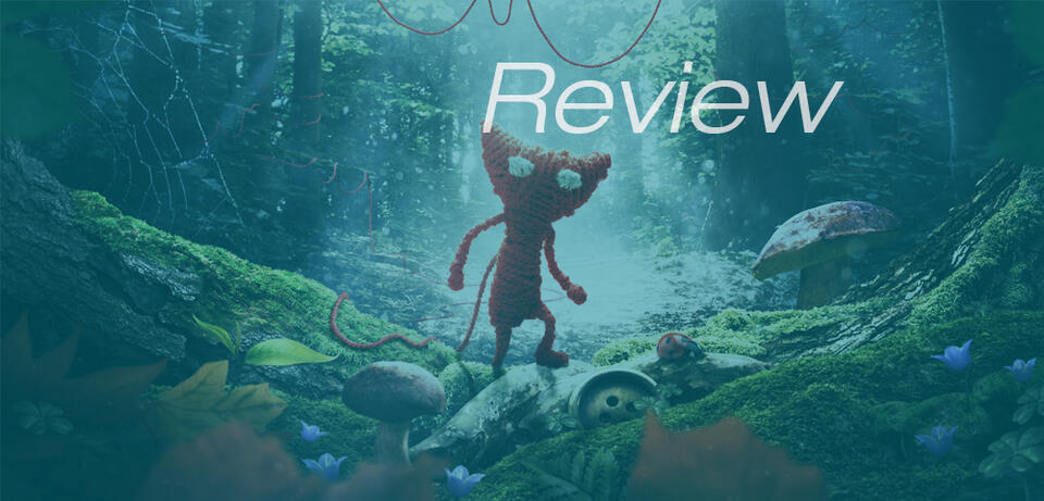 Unser Review zu Unravel
