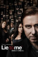 Lie to Me - Staffel 2 - Poster
