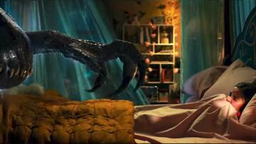 Der Indoraptor sagt gute Nacht