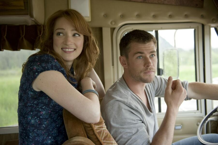 The Cabin in the Woods mit Chris Hemsworth