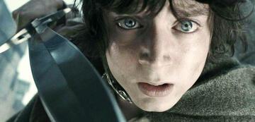 Der Herr der Ringe: Die zwei Türme - Frodo in Ring-Trance