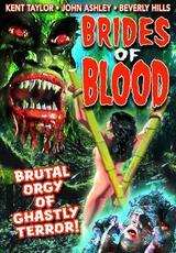 Brides of Blood - Poster