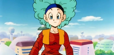 Dragon Ball Z: Bulma