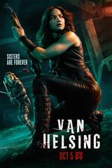 Van Helsing - Staffel 3 - Poster
