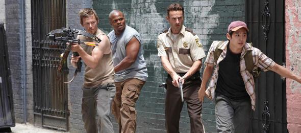 Viel verändert sich in der vierten Folge von The Walking Dead.