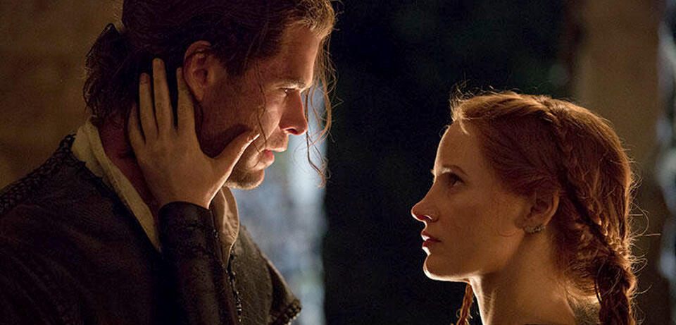 The Huntsman And The Ice Queen Stream
