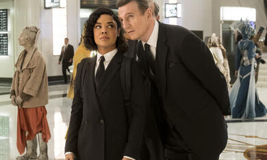 Men in Black: International mit Liam Neeson und Tessa Thompson - Bild 11