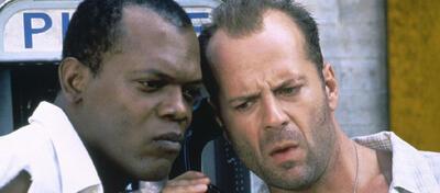 Tokyo calling - Bruce Willis & Samuel L. Jackson in Stirb langsam 3