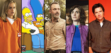 Bild zu:  Orange Is the New Black, Die Simpsons, The Walking Dead, GLOW, Arrested Development