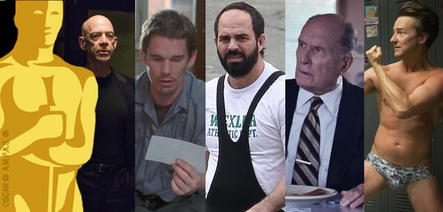 Die Nominierten für Bester Nebendarsteller