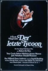 Der letzte Tycoon - Poster
