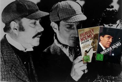 Holmes und Watson sind da auf etwas sehr interessantes gestoßen