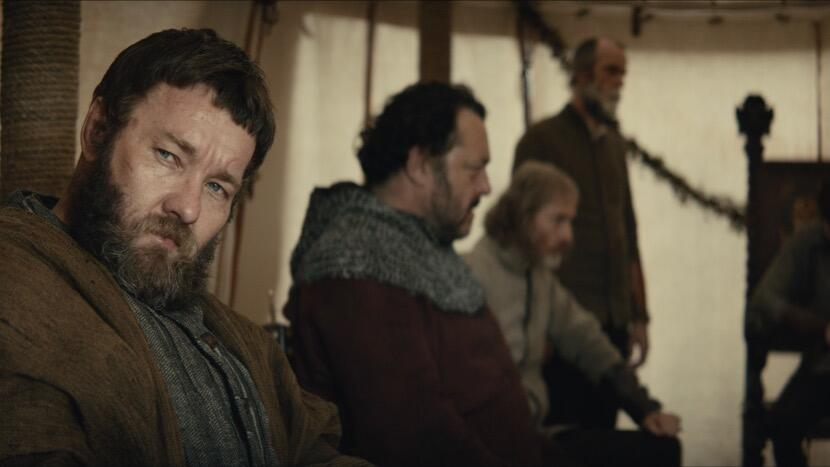 The King mit Joel Edgerton