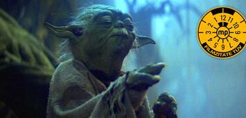 Bild zu:  Die Macht ist stark in ihm... Aber wer kann mit Yoda mithalten?