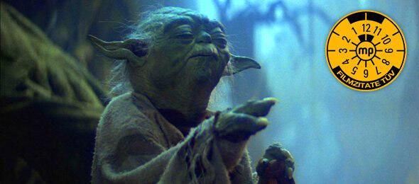 Die Macht ist stark in ihm... Aber wer kann mit Yoda mithalten?