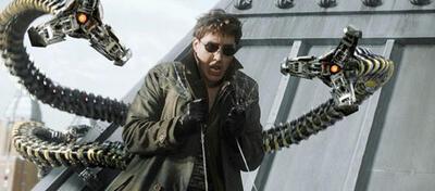 Doc Ock in Spider-Man 2