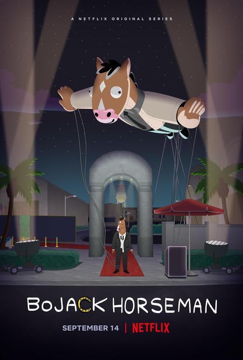 Bojack Horseman Serie 2014 2018 Moviepilotde