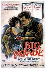 Die große Parade - Poster