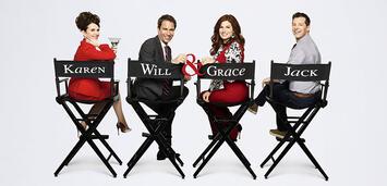 Bild zu:  Will & Grace Trailer