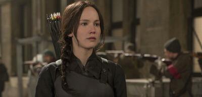 Galionsfigur eines Franchise: Katniss Everdeen