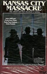Die Gangsterschlacht von Kansas City - Poster