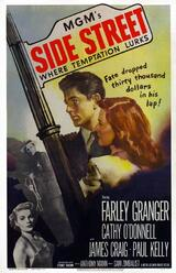 Side Street - Poster