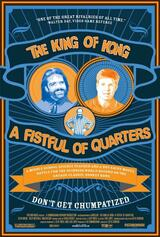 The King of Kong: A Fistful of Quarters - Poster