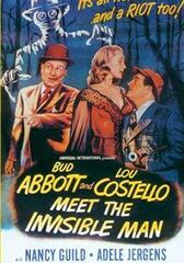 Das Unsichtbare trifft Abbott und Costello