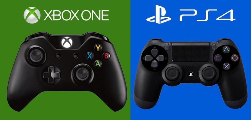 Xbox vs. PlayStation