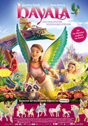 Bayala - Das magische Elfenabenteuer Poster