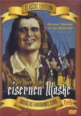 Der Mann mit der eisernen Maske - Poster