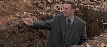 Liam Neeson als Bestattungsunternehmer